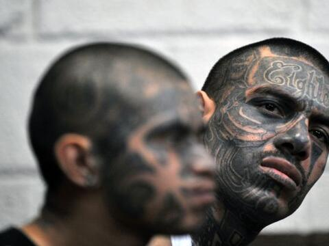 Centroamérica es una región que sufre por las pandillas, grupos de jóven...