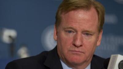 Roger Goodell habló sobre cambios de reglas (AP-NFL).