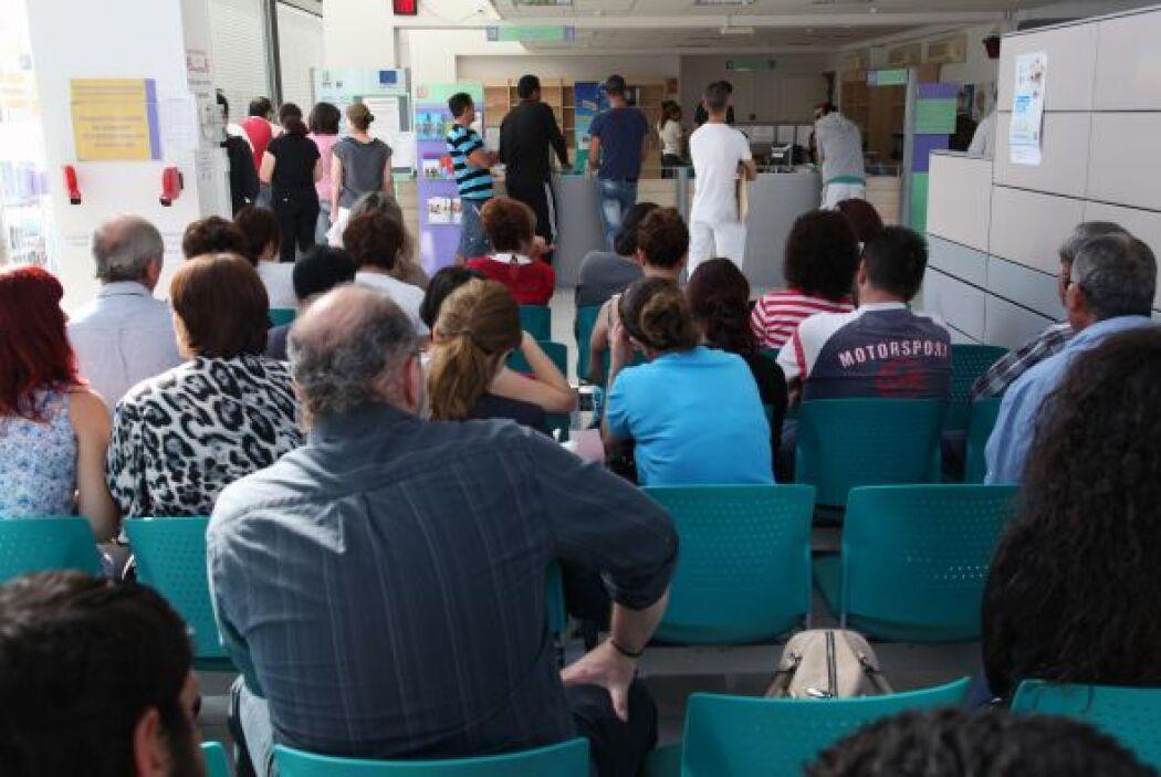 En Chipre, 89% de los ciudadanos cree que es un mal momento para cambiar...
