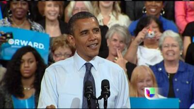 El Presidente Barack Obama presentará una ley de inmigración que brindar...