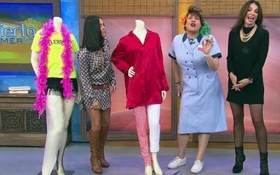 Doña Meche ahora es asesora de moda y lanzó su línea de medias