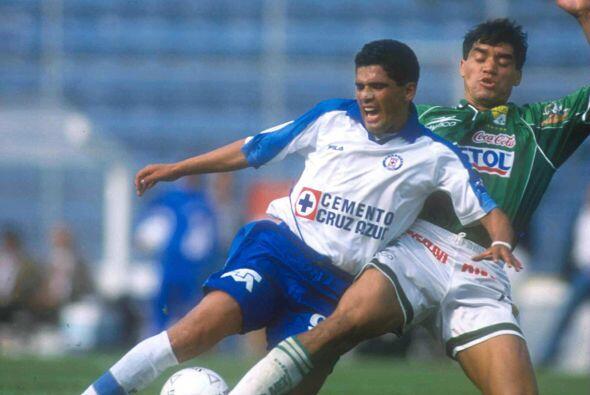 Pedro Pineda es otro de los jugadores que llegó a la Máquina con cartel...