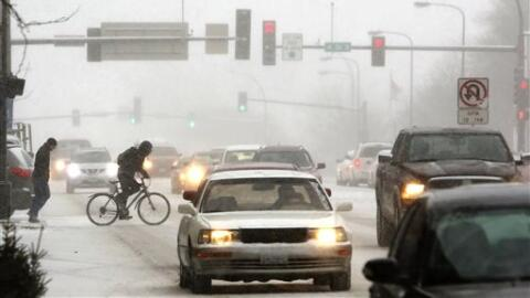 Mal clima en EEUU