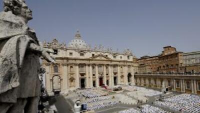 Según explicaron fuentes vaticanas, el aumento de las denuncias es resul...