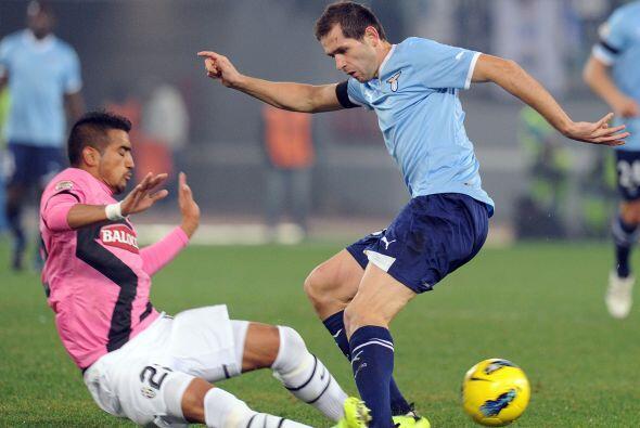 Tuvo un encuentro muy complicado en contra de la Lazio, que también esta...