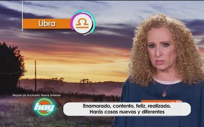 Mizada Libra 21 de octubre de 2016