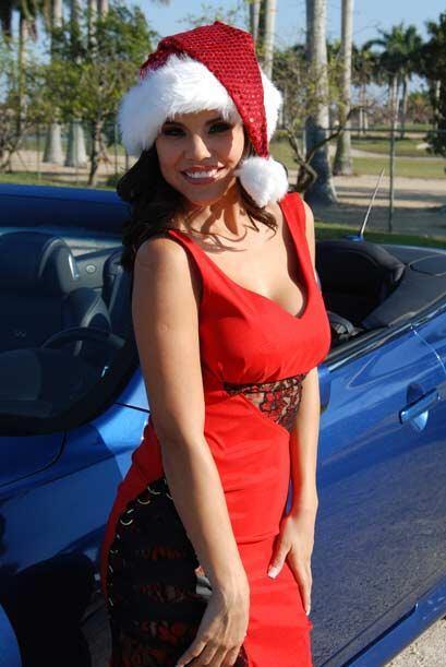 Miss República Deportiva terminó esta sesión de fotos y se fue de inmedi...