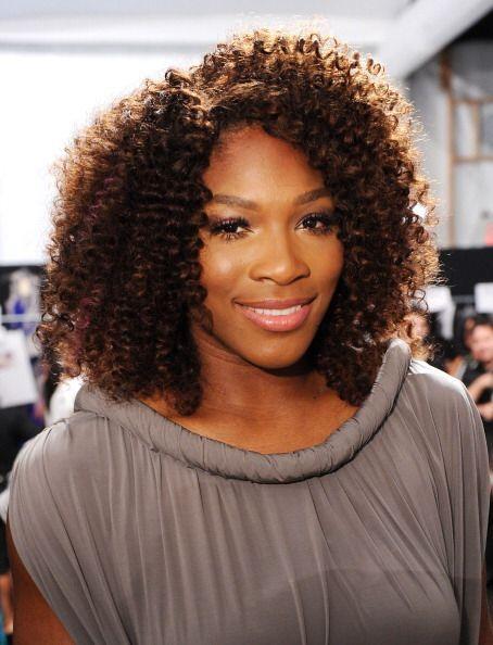 La ganadora de 13 torneos de Grand Slam, Serena Williams, fue elegida co...