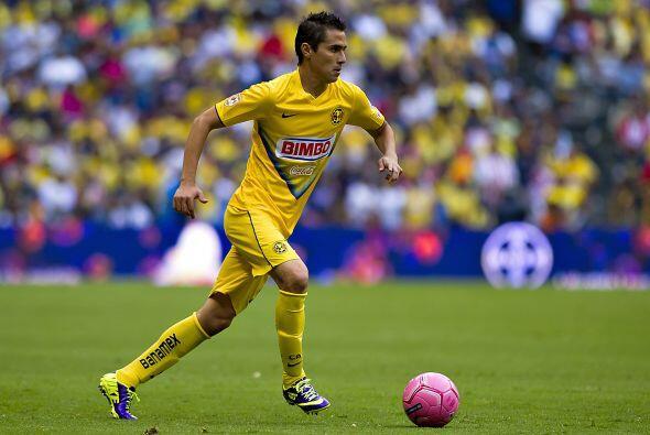 22 PAUL AGUILAR.- Es uno de los mejores laterales por derecha del fútbol...
