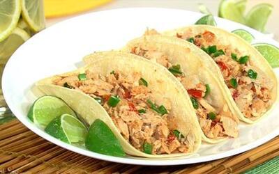 La cocina de Karla: Tacos de Atún