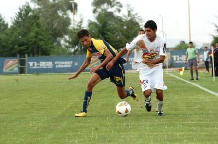 El lateral derecho Diego Reyes, fue de los jugadores que más oportunidad...
