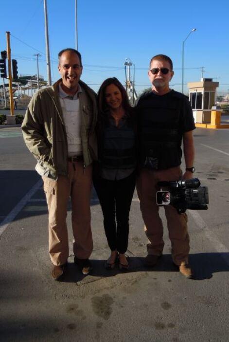 El equipo de 'Aquí y Ahora' fue hasta Chihuahua para visitar el pueblo c...