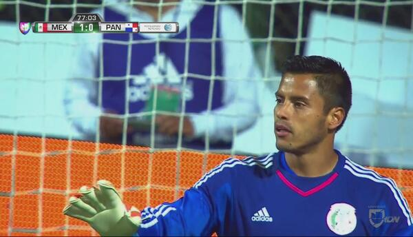 Talavera, con atajadón, le roba un gol a Tejada