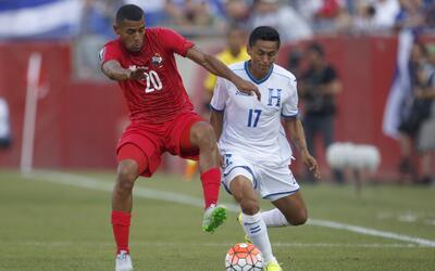 Honduras vs. Panamá