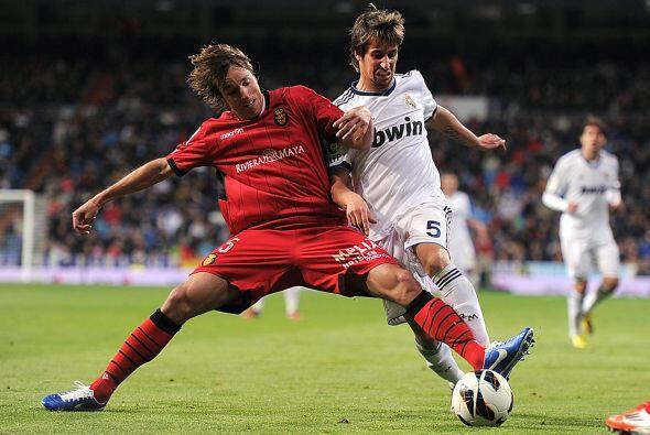 El Madrid, con un equipo B, no la tenía tan fácil ante Mallorca.