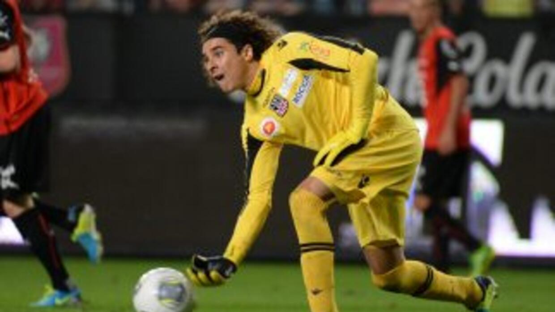 El portero mexicano fue el mejor futbolista de su equipo durante el últi...