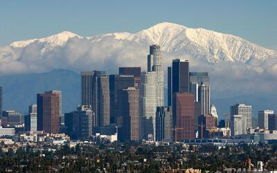 Temperatura fresca en Los Ángeles, el pronóstico para este domingo 26 de...