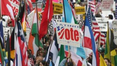 El voto latino, el mismo que le dio el triunfo al Presidente Barack Obam...