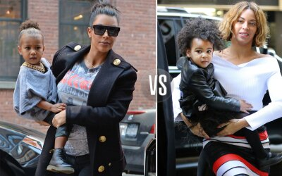 VS Nori y Blue