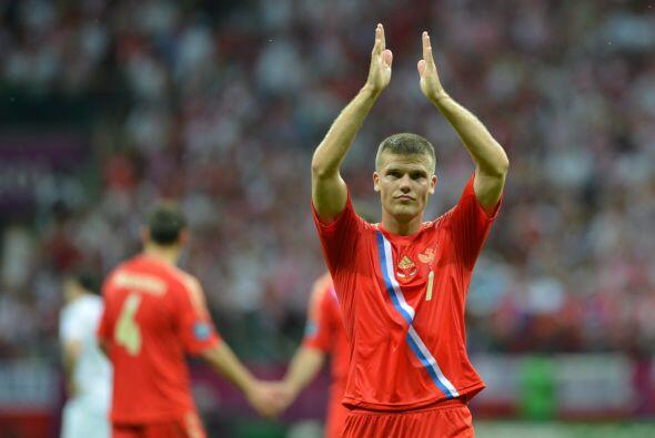 El ruso Igor Denisov ha desarrollado toda su carrera en el Zenit de San...