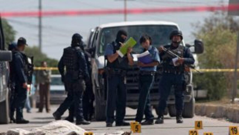 Al menos 12 personas fueron asesinadas entre el miércoles y el jueves en...