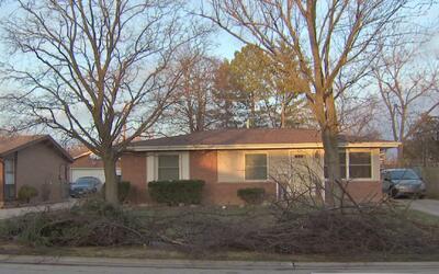 Dos trabajadores se electrocutaron cuando cortaban unas ramas en Addison...