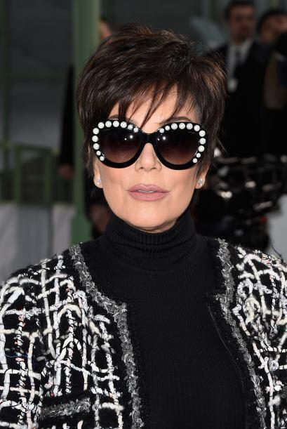 Ella siempre tan elegante, distinguida y a la moda.