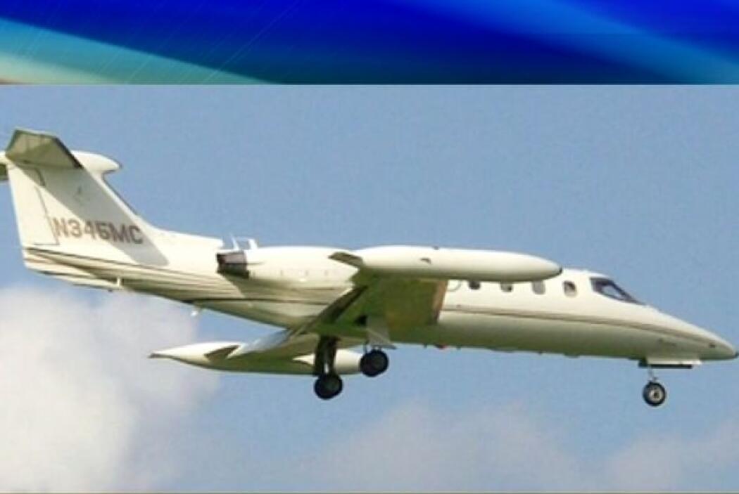 La aeronave fue fabricada en 1969 y tenía un historial negro, ya que en...