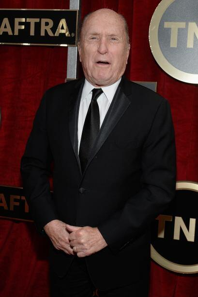 El legendario actor Robert Duvall.