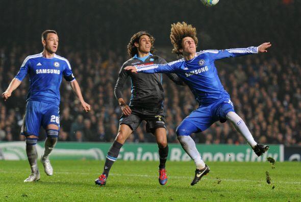 El equipo londinense, que ha evitado acometer una renovación profunda en...