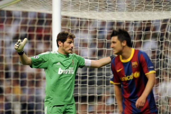 David Villa no tuvo fortuna de cara al gol y salvo un remate no tuvo muc...
