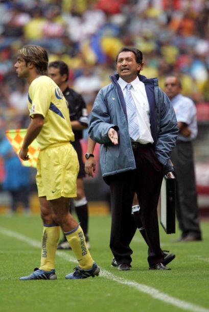 Lo más cercano a eso lo obtuvo el propio Carrillo en 2005 cuando los emp...