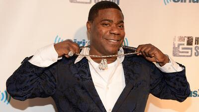 Accidente automovilístico deja gravemente herido a Tracy Morgan