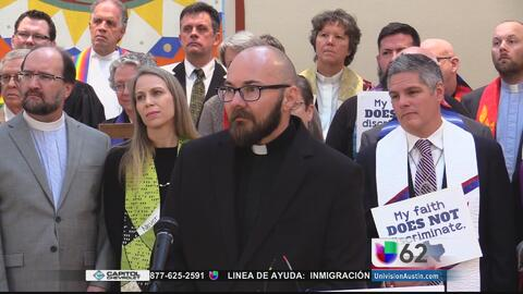 Líderes religiosos condenan proyectos de ley discriminatorios contra la...