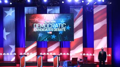 foro del cuarto debate demócrata en Charleston