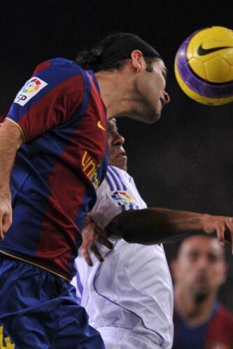 En 2006 renovó su contrato con el Barcelona por 38.5 millones de euros h...