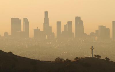 Varias ciudades de California están entre las más contaminadas de los Es...