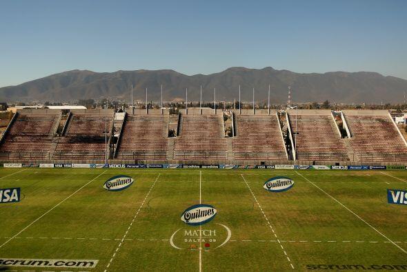 El Estadio Padre Ernesto Martearena de la provincia de Salta fue constru...