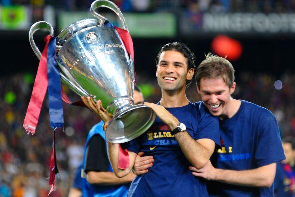 Ganó la Super Copa de España en el 2005.