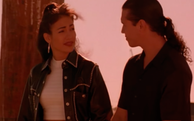 "Clip from ""I Love You"" scene from 1997 ""Selena"" movie"