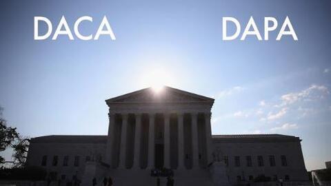 Lo que puede ocurrir con DAPA y DACA