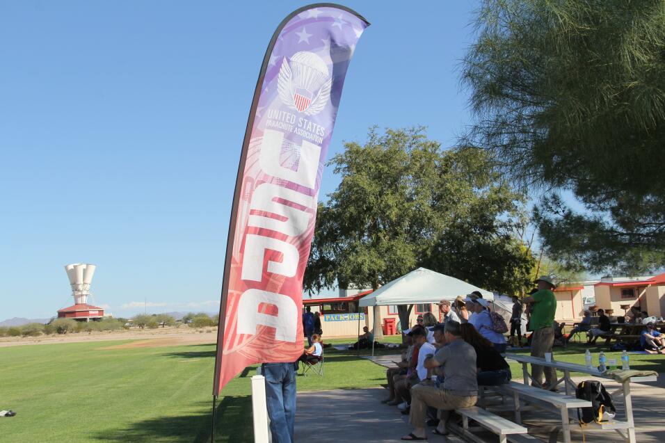 Campeonato Nacional de Paracaidismo en AZ