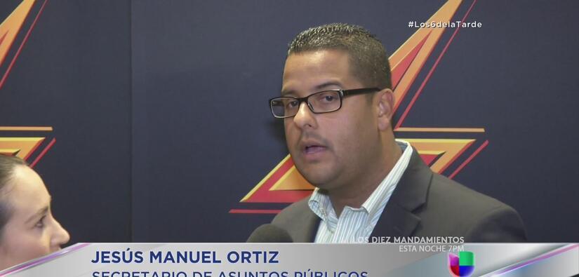 Jesús Manuel Ortíz asegura que vive apasionado de servir al País