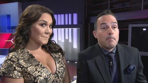 ¿Que comió Carlos Calderón?, mira lo que se atrevió a preguntarle a Luz...
