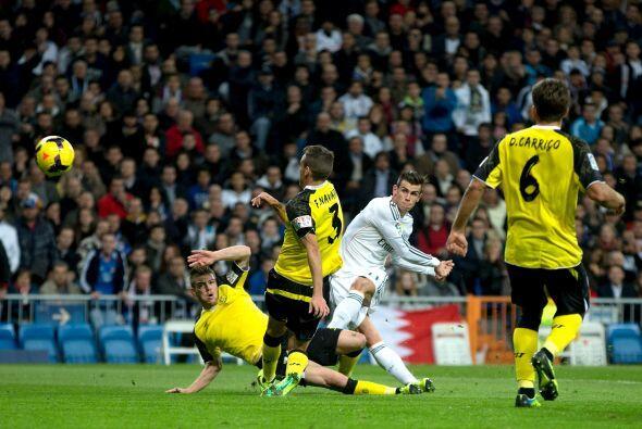 El festival de goles empezó apenas a los 13 minutos gracias a talento ga...