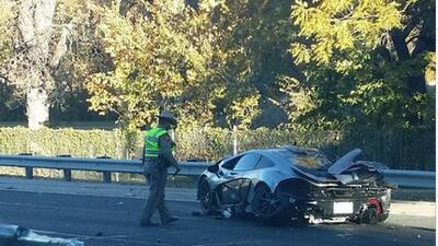 El primer caso registrado de un P1 accidentado sucedió en Dallas. (Foto:...