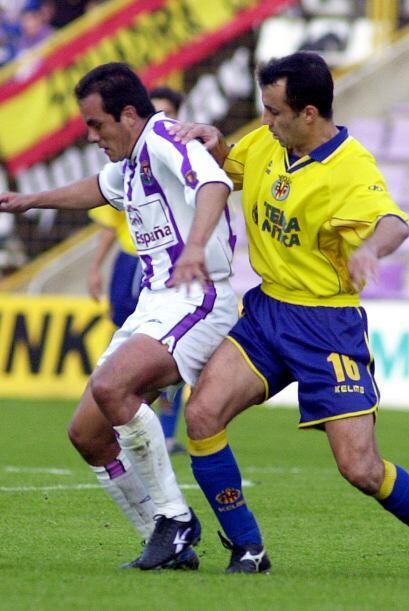 Luego de ganar el 'Botín de Oro' en la Copa Confederaciones del 99, el V...