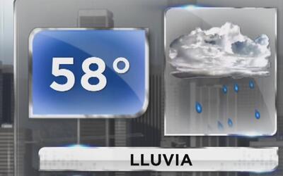 Se mantienen las alertas por las fuertes lluvias en Los Ángeles y sus al...