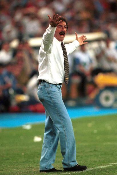 Invierno 2000:  Monterrey 2-5 Atlas