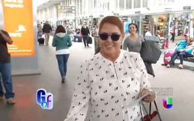 A Lupita D'Alessio le da 'flojera' la vida sexual